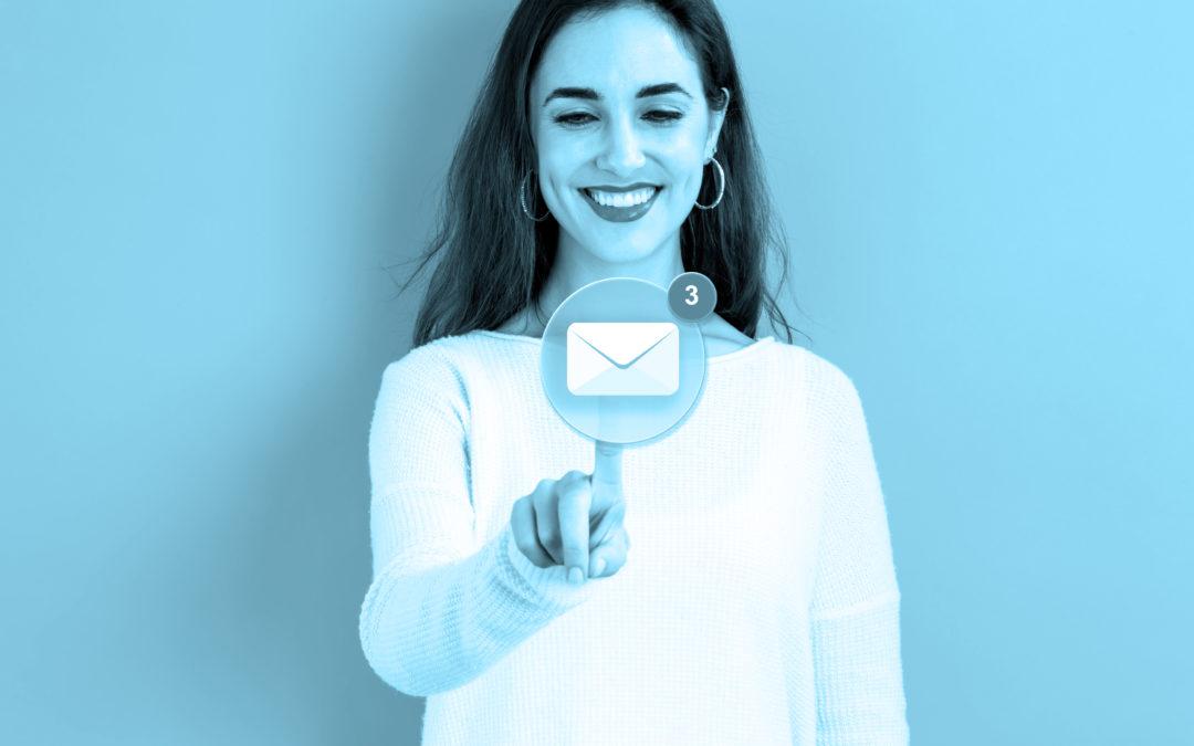 Existuje ideální frekvence a načasování e-mailů?