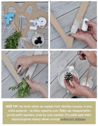 Vánoční e-mailing: DIY tipy